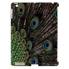 Close Up Of Peacock Feathers Apple Ipad 3/4 Hardshell Case (compatible With Smart Cover)
