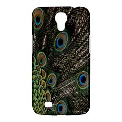 Close Up Of Peacock Feathers Samsung Galaxy Mega 6 3  I9200 Hardshell Case