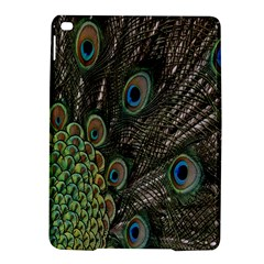 Close Up Of Peacock Feathers Ipad Air 2 Hardshell Cases