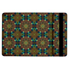 Seamless Abstract Peacock Feathers Abstract Pattern Ipad Air Flip