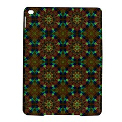 Seamless Abstract Peacock Feathers Abstract Pattern Ipad Air 2 Hardshell Cases