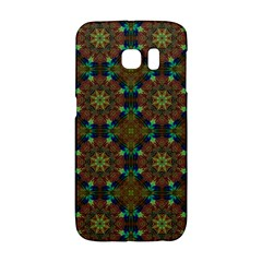 Seamless Abstract Peacock Feathers Abstract Pattern Galaxy S6 Edge