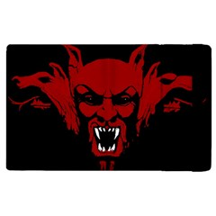 Dracula Apple Ipad Pro 12 9   Flip Case