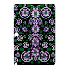 Fantasy Flower Forest  In Peacock Jungle Wood Samsung Galaxy Tab Pro 12 2 Hardshell Case