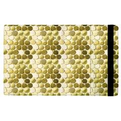 Cleopatras Gold Apple Ipad Pro 12 9   Flip Case