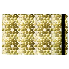 Cleopatras Gold Apple Ipad Pro 9 7   Flip Case