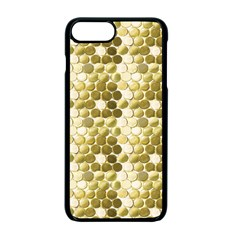 Cleopatras Gold Apple Iphone 7 Plus Seamless Case (black)