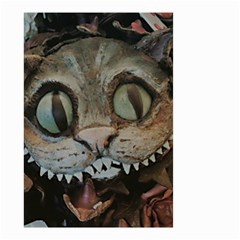 Cheshire Cat Small Garden Flag (two Sides)