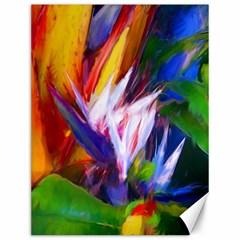 Palms02 Canvas 12  X 16