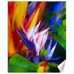 Palms02 Canvas 16  X 20