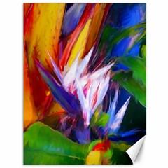 Palms02 Canvas 36  X 48