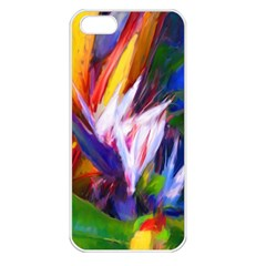 Palms02 Apple Iphone 5 Seamless Case (white)