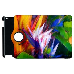 Palms02 Apple Ipad 3/4 Flip 360 Case
