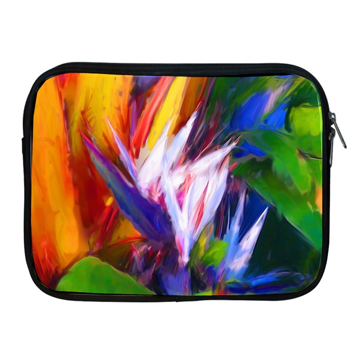 Palms02 Apple iPad 2/3/4 Zipper Cases