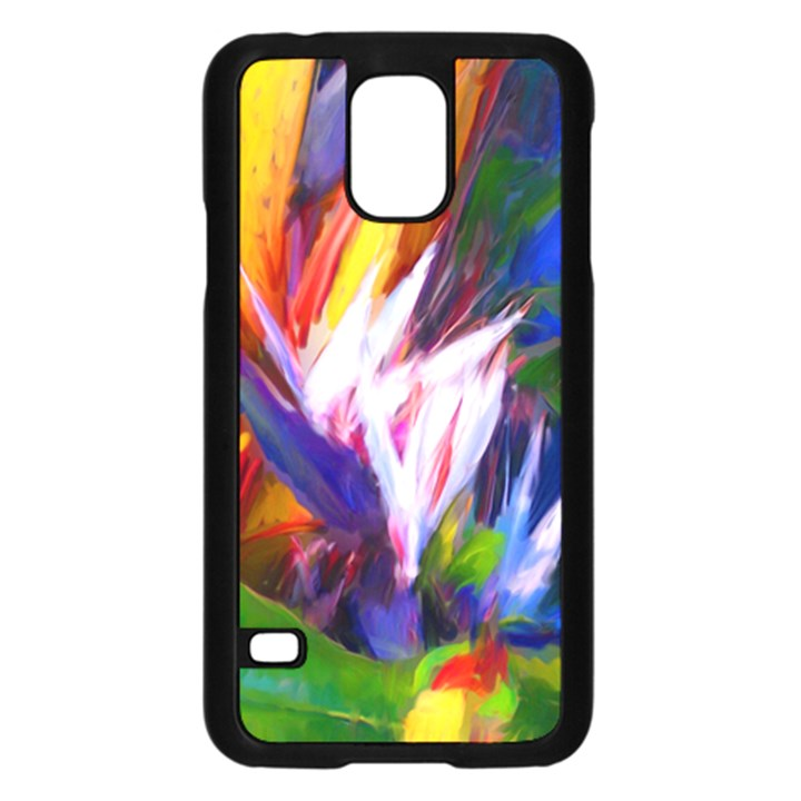 Palms02 Samsung Galaxy S5 Case (Black)