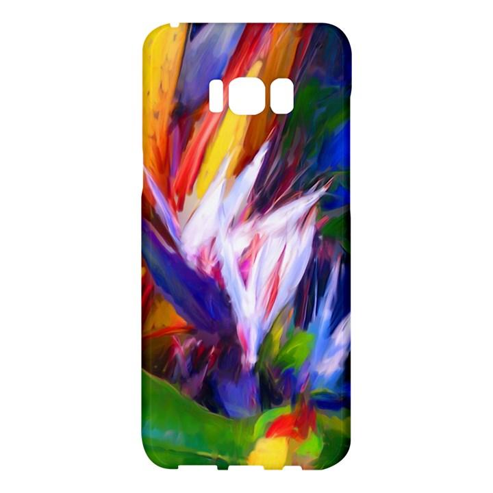 Palms02 Samsung Galaxy S8 Plus Hardshell Case