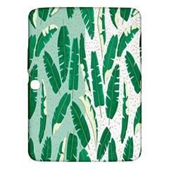 Banana Leaf Green Polka Dots Samsung Galaxy Tab 3 (10 1 ) P5200 Hardshell Case