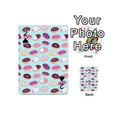 Donut Jelly Bread Sweet Playing Cards 54 (mini)