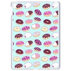 Donut Jelly Bread Sweet Apple Ipad Pro 9 7   White Seamless Case