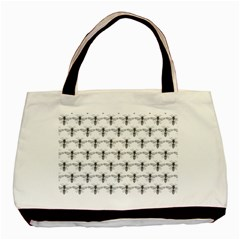 Bee Wasp Sting Basic Tote Bag (two Sides)