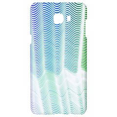 Light Means Net Pink Rainbow Waves Wave Chevron Green Samsung C9 Pro Hardshell Case