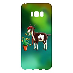 Billy Goat Phone Cases Samsung Galaxy S8 Plus Hardshell Case