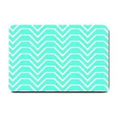 Seamless Pattern Of Curved Lines Create The Effect Of Depth The Optical Illusion Of White Wave Small Doormat