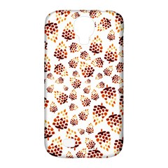 Pine Cones Pattern Samsung Galaxy S4 Classic Hardshell Case (pc+silicone)