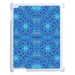 Oriental Pattern 02b Apple Ipad 2 Case (white)