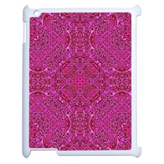 Oriental Pattern 02c Apple Ipad 2 Case (white)