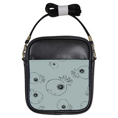 Tiny Octopus Girls Sling Bags