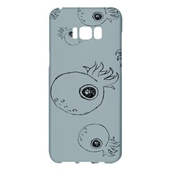 Tiny Octopus Samsung Galaxy S8 Plus Hardshell Case