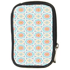 Star Sign Plaid Compact Camera Cases