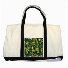 Sign Don t Panic Digital Security Helpline Access Two Tone Tote Bag