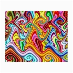 Rainbow Gnarls Small Glasses Cloth