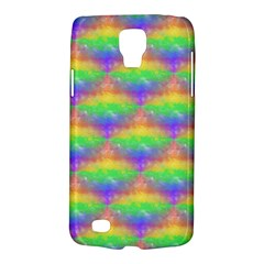 Painted Rainbow Pattern Galaxy S4 Active