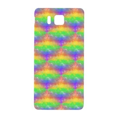 Painted Rainbow Pattern Samsung Galaxy Alpha Hardshell Back Case