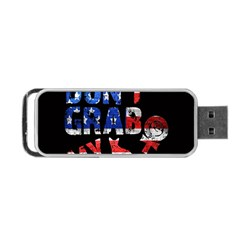 Dont Grab My Portable Usb Flash (two Sides)