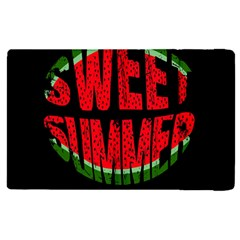 Watermelon   Sweet Summer Apple Ipad Pro 9 7   Flip Case