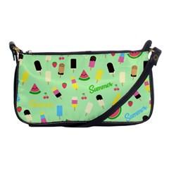 Summer Pattern Shoulder Clutch Bags
