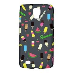 Summer Pattern Galaxy S4 Active