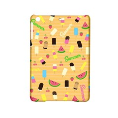 Summer Pattern Ipad Mini 2 Hardshell Cases