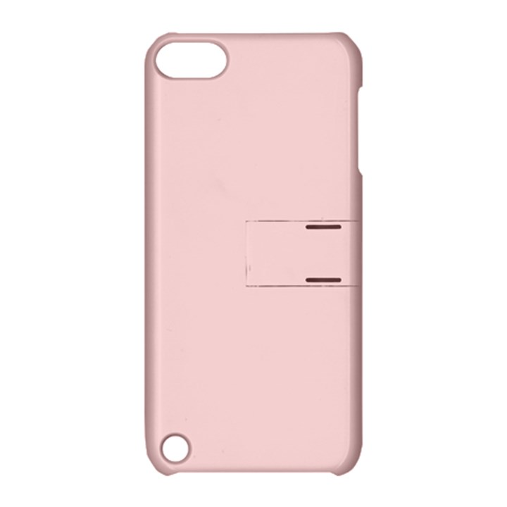Blush Pink Apple iPod Touch 5 Hardshell Case with Stand