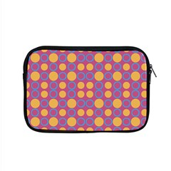 Colorful Geometric Polka Print Apple Macbook Pro 15  Zipper Case