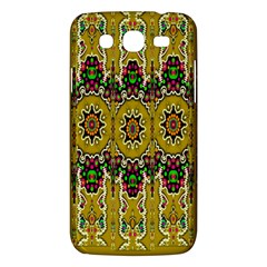 Rainbow And Stars Coming Down In Calm  Peace Samsung Galaxy Mega 5 8 I9152 Hardshell Case