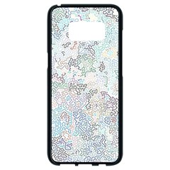 Chaos W1 Samsung Galaxy S8 Black Seamless Case