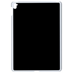 Simply Black Apple Ipad Pro 9 7   White Seamless Case