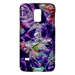 Floral Chrome 01a Galaxy S5 Mini