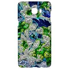 Floral Chrome 2a Samsung C9 Pro Hardshell Case