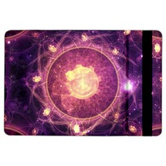A Gold And Royal Purple Fractal Map Of The Stars Ipad Air 2 Flip